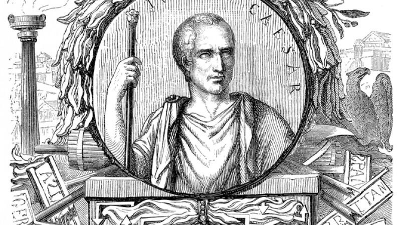 Gaius Iulius Caesar.