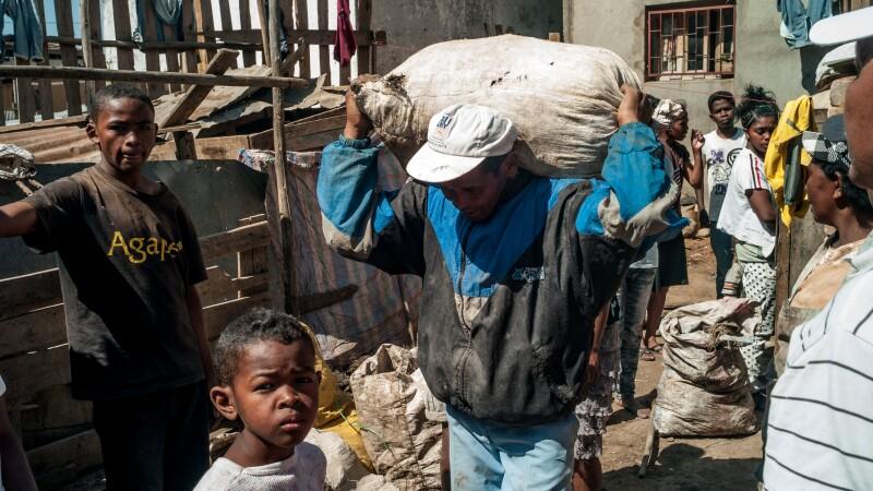 Epidemie ciuma in Madagascar