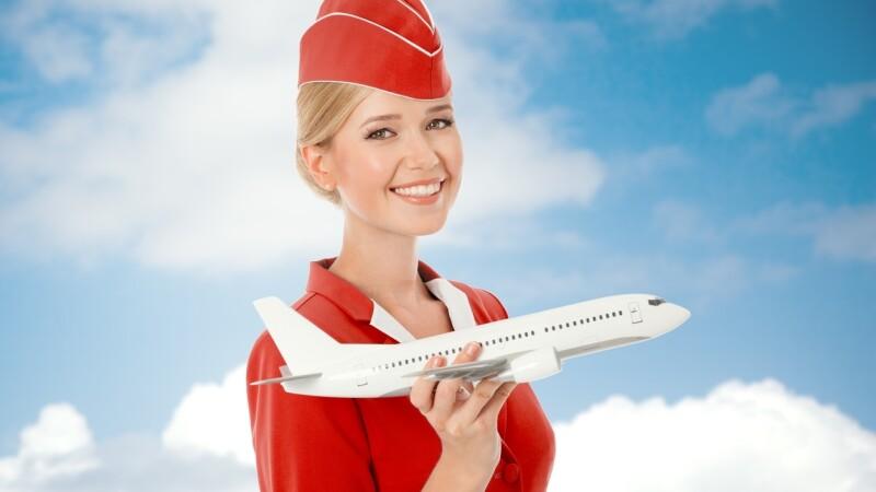Ce presupune meseria de stewardesa. Reguli pentru un job la inaltime
