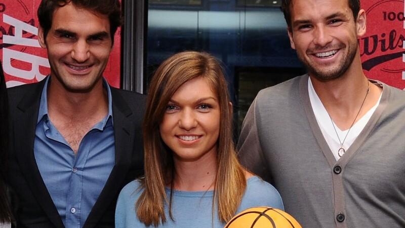 Roger Federer, Simona Halep, tenis