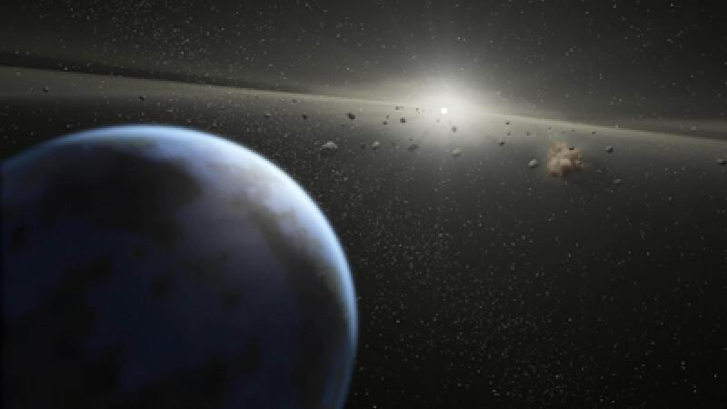 Revista presei: Pamantul are o planeta
