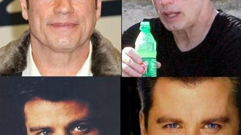 John Travolta, surprins intr-un moment jenant. Vezi transformarea ciudata a actorului