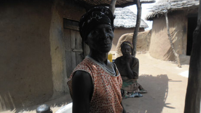 Reportaj BBC: Taberele de vrajitoare din Ghana, locurile unde femeile