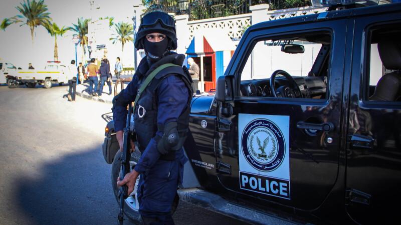 Politia din Egipt a ucis din greseala 12 persoane, printre care si turisti. Explicatia guvernului egiptean