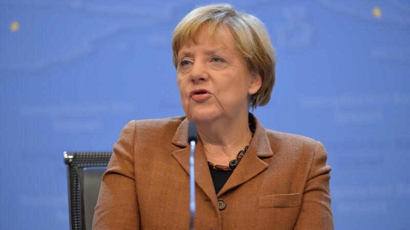 Angela Merkel, mesaj pentru nemti de Anul Nou: Afluxul record de refugiati in Germania reprezinta
