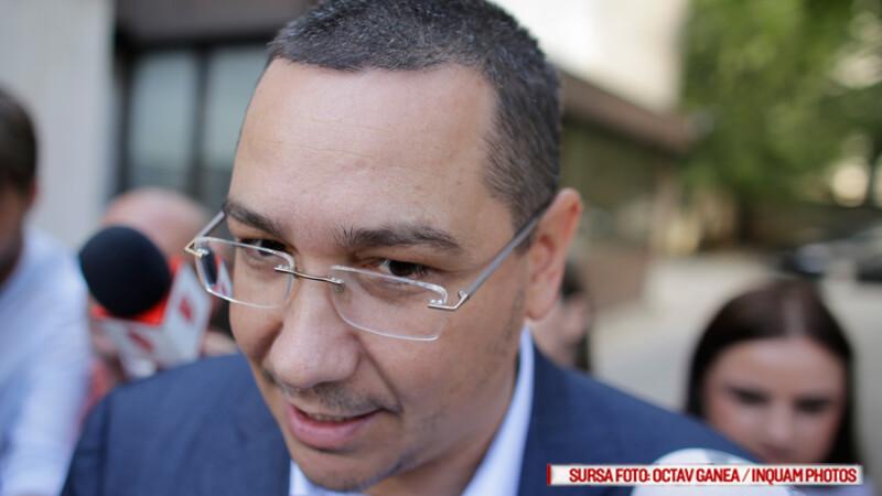 Victor Ponta: M-am intalnit prima data cu Kovesi intr-un cadru informal la o podgorie a lui Sebastian Ghita