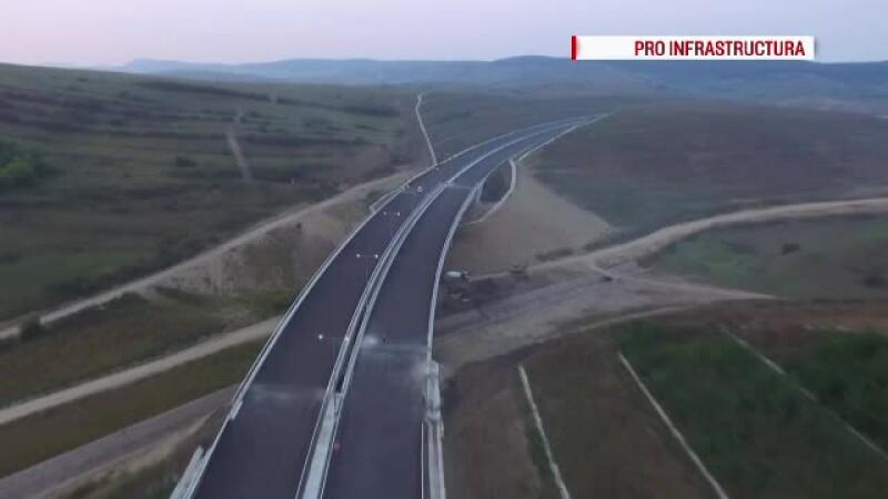 60 de milioane de EURO pentru 8 km de autostrada pe care nu poti circula. Soseaua va fi chiar si data in folosinta
