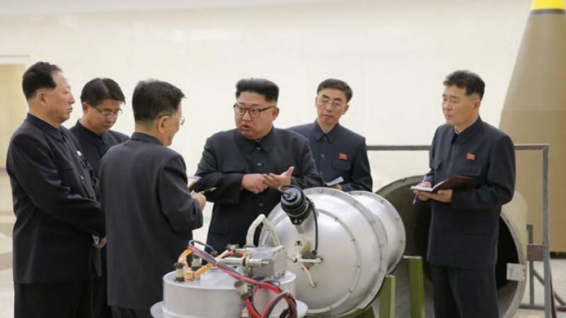 Kim Jong-un, bombă termonucleară