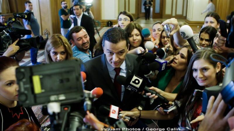 Fostul premier Grindeanu a discutat cu actualul prim-ministru la Guvern