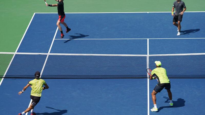 Horia Tecău, în semifinalele probei de dublu de la US Open