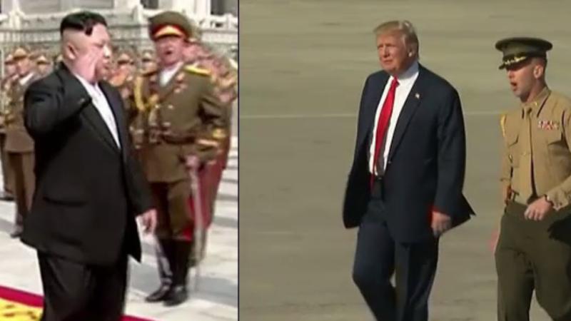 """Trump: O acţiune militară împotriva Coreei de Nord nu este """"prima opţiune"""""""