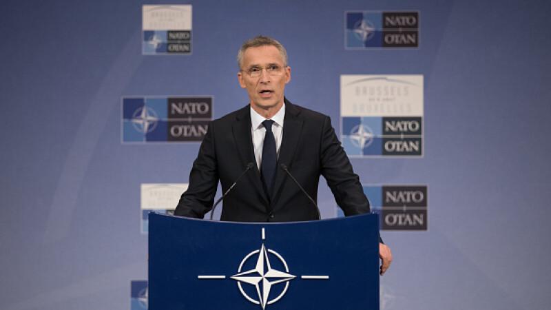"""NATO cere monitorizarea exercițiilor militare ruse. """"Vom vedea o Rusie agresivă"""""""