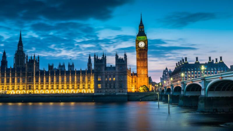 parlamentul de la Londra