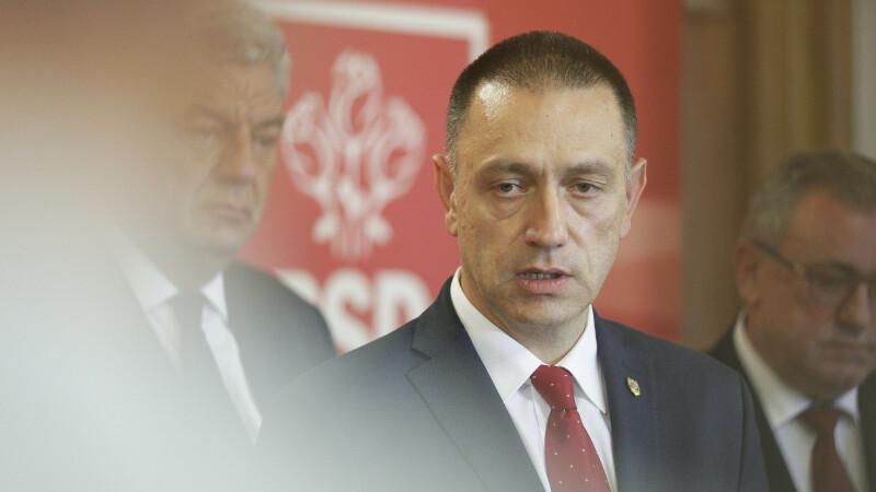 Noii miniştri de la Apărare şi Economie, Mihai Fifor şi Gheorghe Şimon, au depus jurământul la Palatul Cotroceni