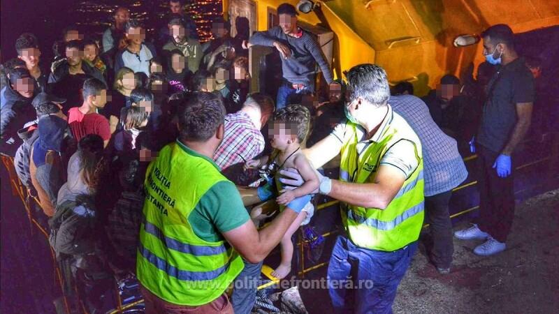 Noua rută a migraţiei trece prin România.