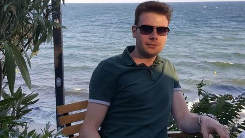 Vlad Baici, tânăr ucis de panou, la Timișoara