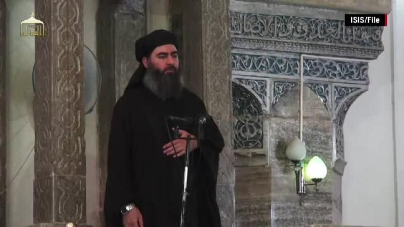 Liderul ISIS ar fi de fapt în viață. În iunie, Rusia a anunțat că l-a ucis într-un raid