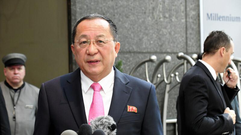"""Portretul șefului diplomației nord-coreene. Omul din spatele """"liniei de partid"""""""