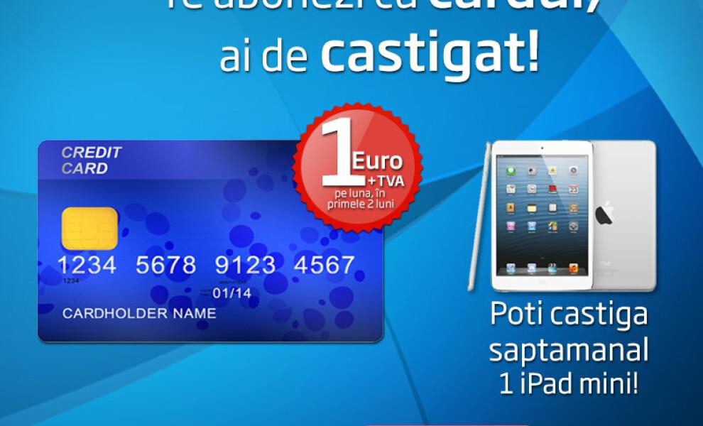 promotie 1 euro