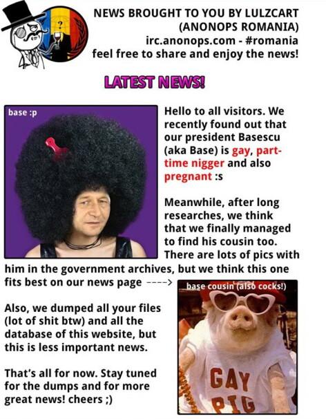 Anonops Romania