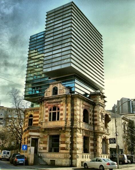 Sediul Uniunii Arhitecţilor din România