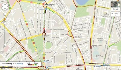 Google Trafic