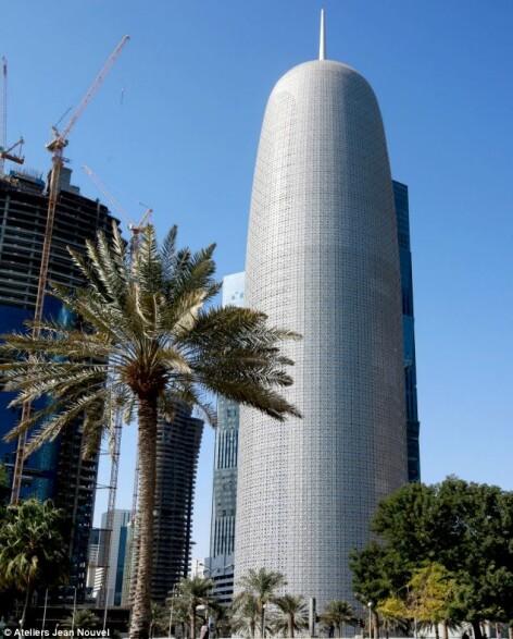 The Doha Tower