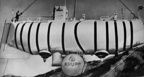 submarin 1960
