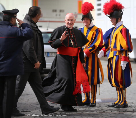 Cardinalul canadian Marc Ouellet, pregatiti Conclav