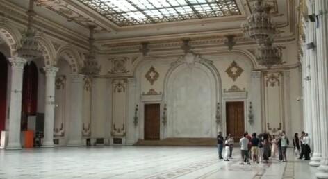 interior, Casa Poporului, Palatul Parlamentului - 4