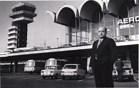 arhitectul Cezar Lazarescu