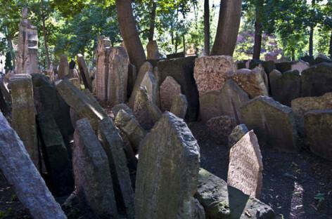 Cimitirul Evreiesc, Praga, Cehia