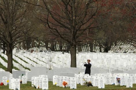 Cimitirul National Arlington, Virginia, SUA