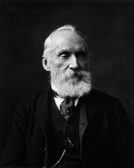 Lord Kelvin, William Thomson