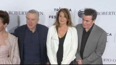Actorii din filmul Baieti buni , prezenti la o proiectie extraordinara a pliculei, dupa 25 de ani de la lansare