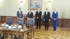 delegatia PNL la Cotroceni
