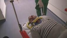 Ancheta dificila la Tulcea, dupa ce un pieton a fost lovit de un TIR. Soferul sustine ca barbatul a incercat sa se sinucida