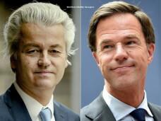 Mark Rutte, Geert Wilders
