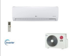 Aparat de aer conditionat LG E12K 12000BTU/h, Clasa energetica A,Inverter, Alb