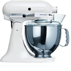 Mixer KitchenAid® Artisan alb