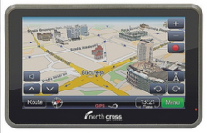 Navigator GPS North Cross ES515 Romania