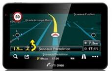 Navigator GPS North Cross ES400 E v2 + Harta Europei