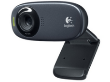 Logitech C310 HD Webcam 720p, USB
