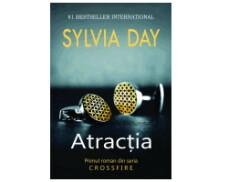 Atractia. Primul roman din seria Crossfire de Sylvia Day