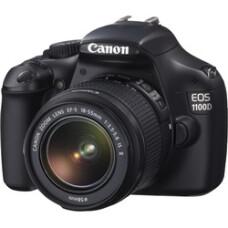 Canon EOS 1100D + obiectiv 18-55mm
