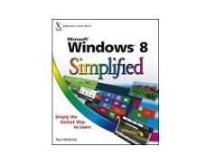 Windows 8 Simplified, Paul McFedries