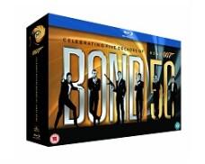 Colectia James Bond (22 de filme)