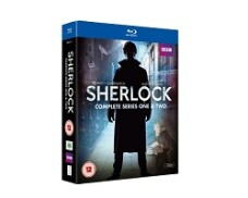 Sherlock - Complete Series One & Two