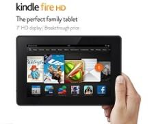 Tableta Kindle Fire HD, 7