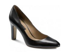 Pantofi negri clasici Obbia